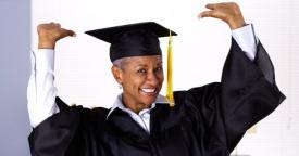 adult aa graduate